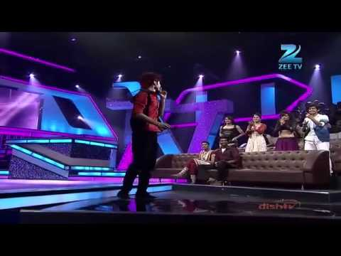 Amazing Slow Motion Purposal On Dance India Dance