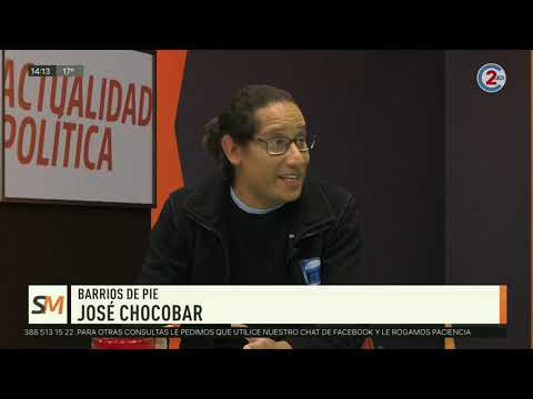 Sobremesa 26-03-20  José Chocobar - Barrios de Pie