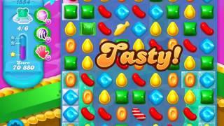 Candy Crush Soda Saga Level 1554 (3 Stars)