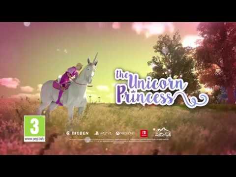 The Unicorn Princess - Trailer 1080p