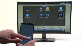 обзор приложения Prestigio Remote Control
