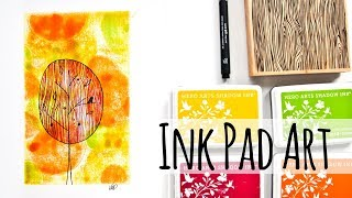 Ink Pad Art: Make The Most Of Your Ink Pads