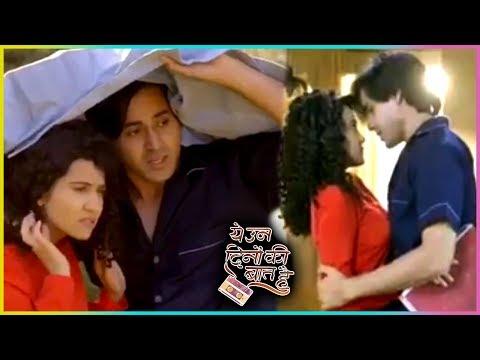 Sameer Kisses Naina At Honeymoon | Ye Un Dino Ki Baat Hai