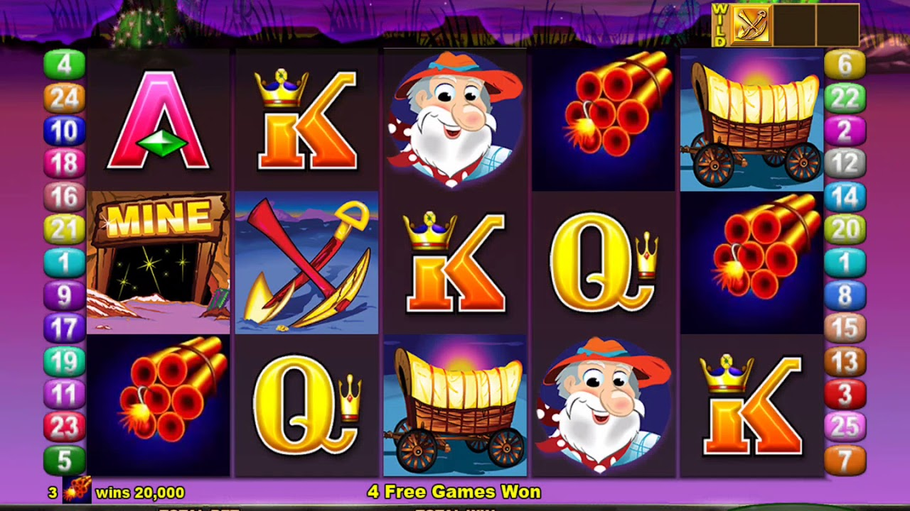 Free Casino Games Wheres The Gold
