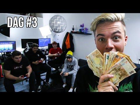 Wie het langste Fortnite speelt wint 1000 EURO!