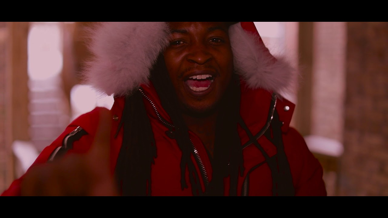 """Dreadrock """"Back In Blood"""" (Pooh Shiesty x Lil Durk Remix) [Official Video]"""