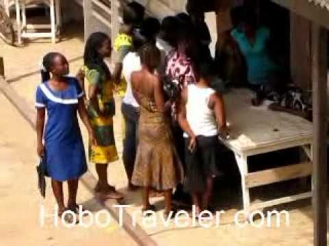 50 Beautiful Ghana Girls in One Spot at Hotel