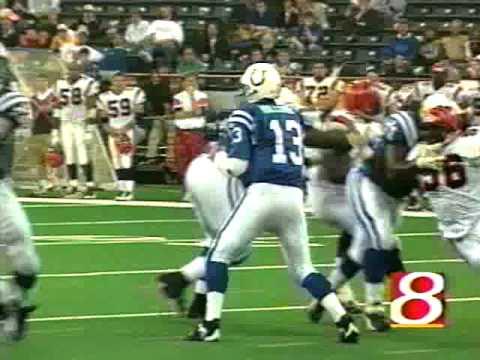 1997 - 0-10 Indianapolis Colts Scramble to Find a Quarterback