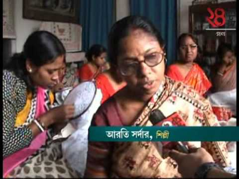 Vishwa Bangla supports 24 Pargana hand weavers