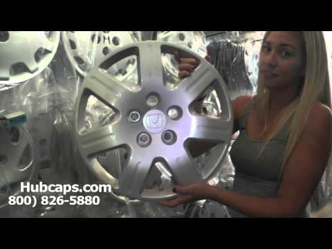 Automotive Videos: Honda Civic Hub Caps, Center Caps & Wheel Covers