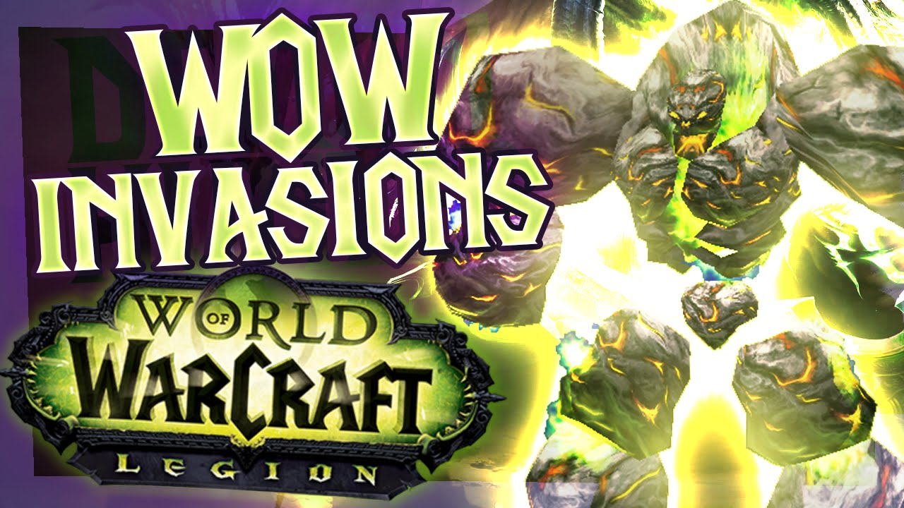 World of Warcraft's pre-expansion event is pretty dull