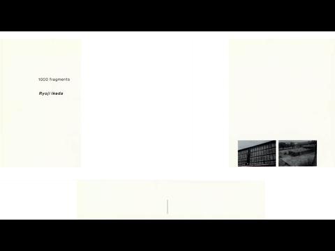 Ryoji Ikeda - Luxus