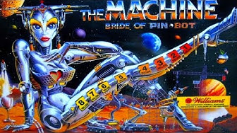 Top 10 GreatestPinballMachines of All Time