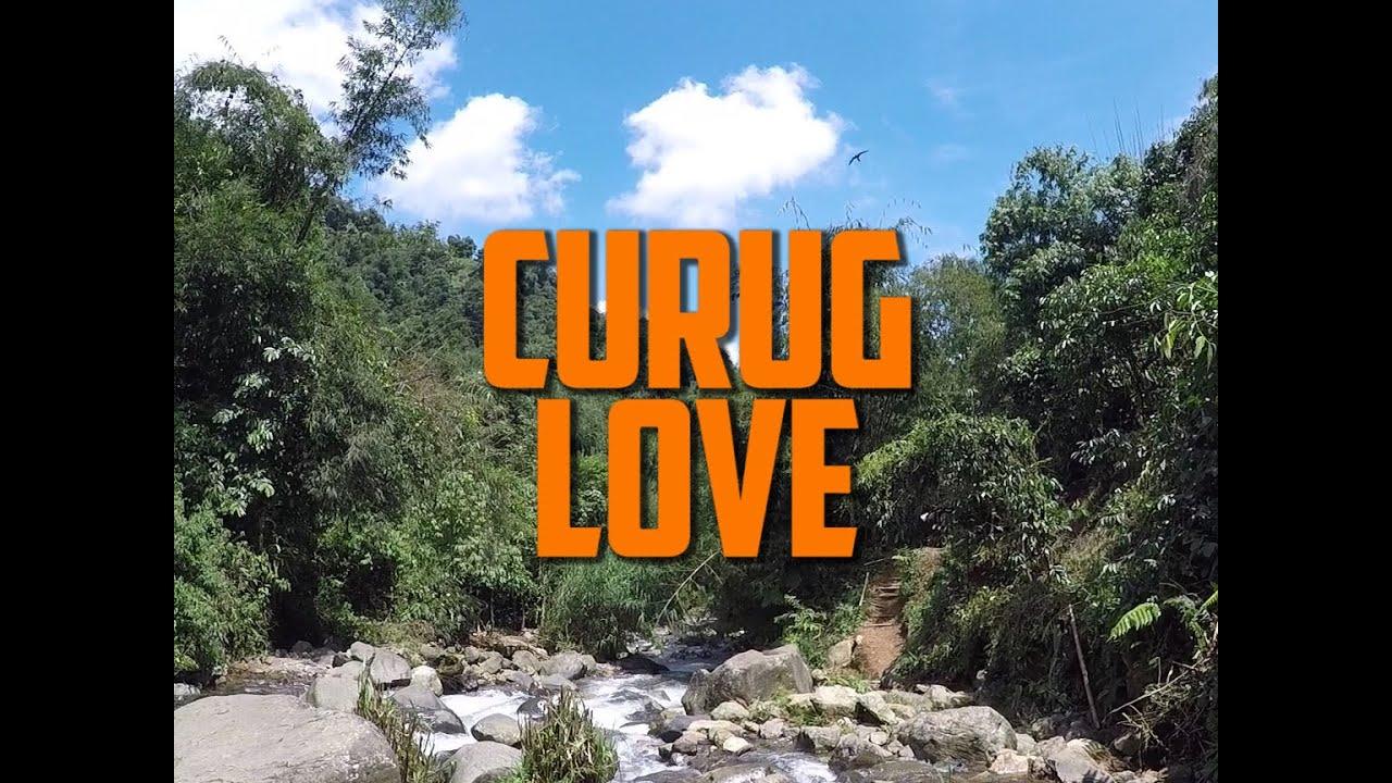 Curug Love Bogor Travel Vlog 2 Youtube
