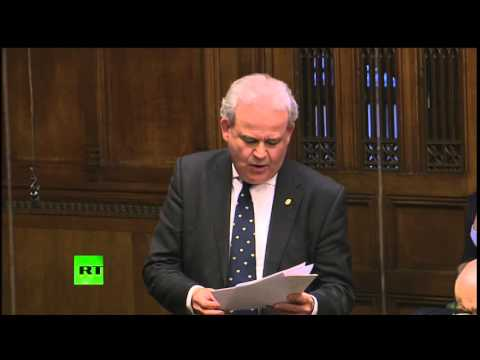 "Dr Julian Lewis' ""bogus battalions"" moment at #SyriaVote"
