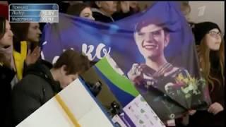 Медведева Туктамышева - Figure Skating Cup of Russia Final 2019 Ladies FS