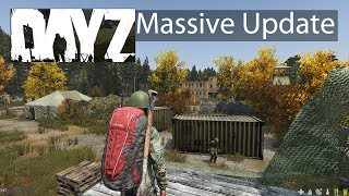 DayZ Xbox One Gameplay Massive Update Incoming (Base Building, Cars!)