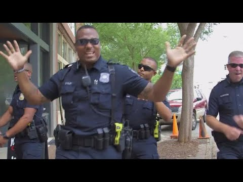 Georgia police department joins viral lip sync battle with Uptown Funk