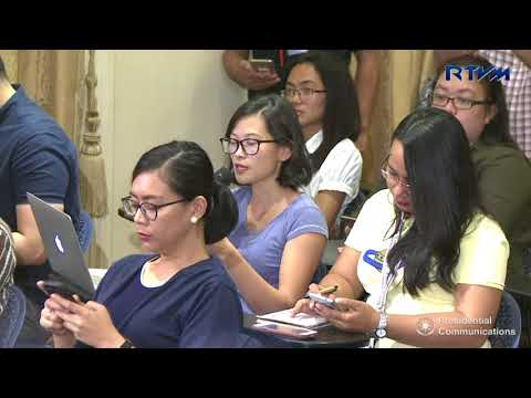 Press Briefing 9/19/2017
