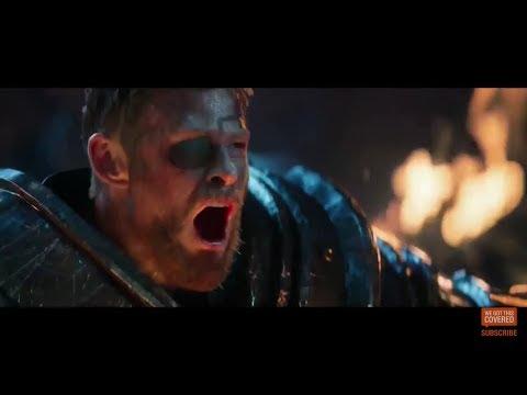 Thor and Loki meet Thanos | Infinity War
