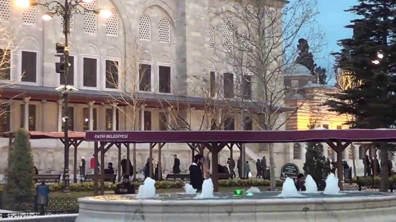 Tarihi Mekanlar | 1 Bölüm Fragman - Fatih Camiindeyiz - Fatih Camii