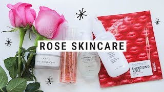 Skincare Benefits of Rose | K-BEAUTY TUESDAY