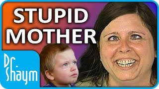 Stupid Mother Gives Her Kid a Stupid Name