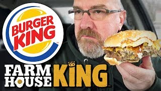 FARMHOUSE KING™ Sandwich from Burger King