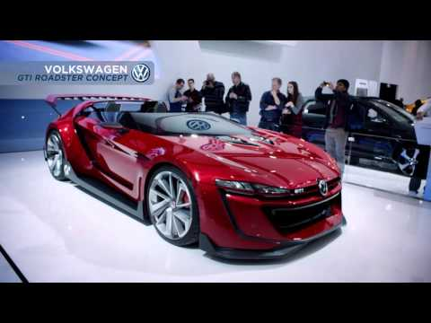 Exclusive Look At GTI Concept Car | 2016 Canadian International Auto Show