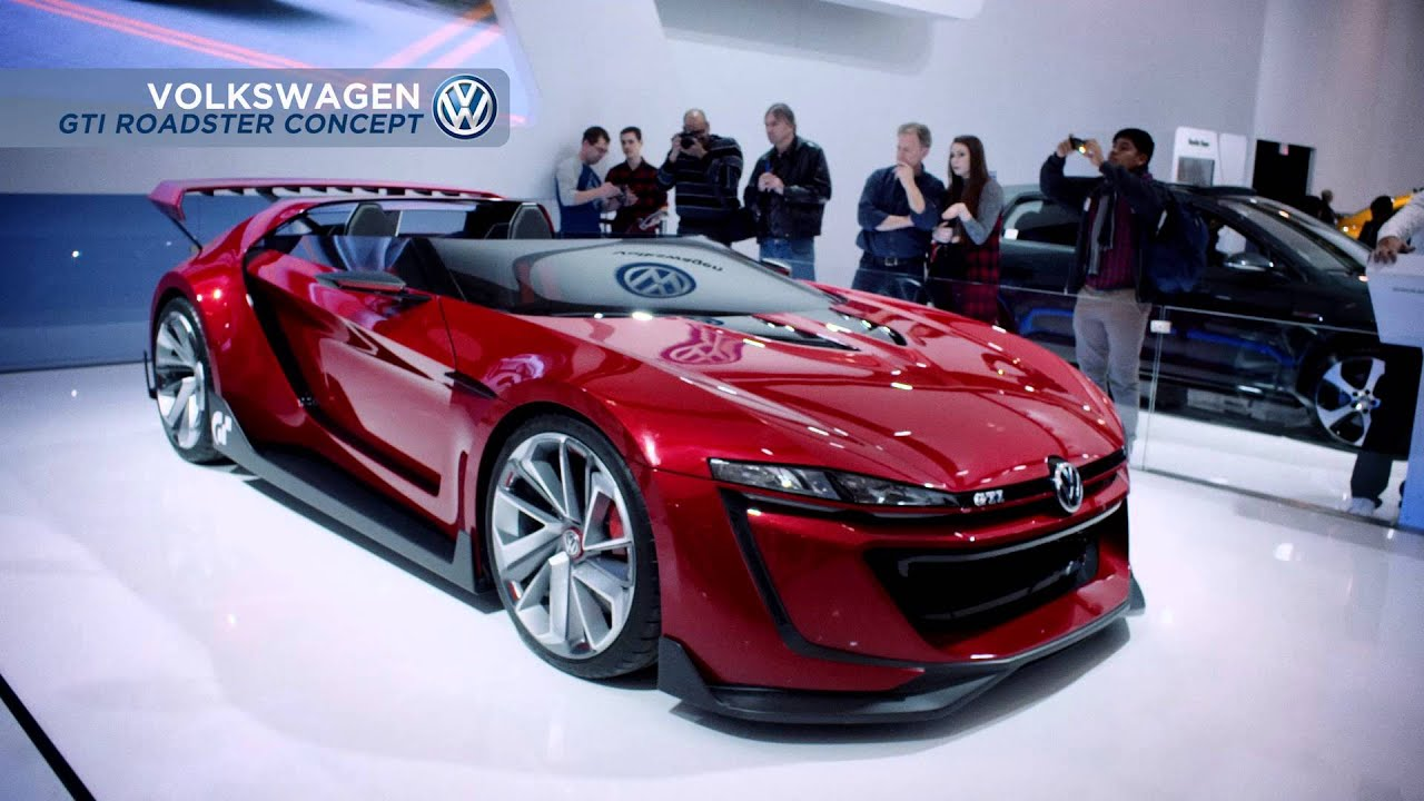 Exclusive Look At GTI Concept Car Canadian International Auto - Concept car show