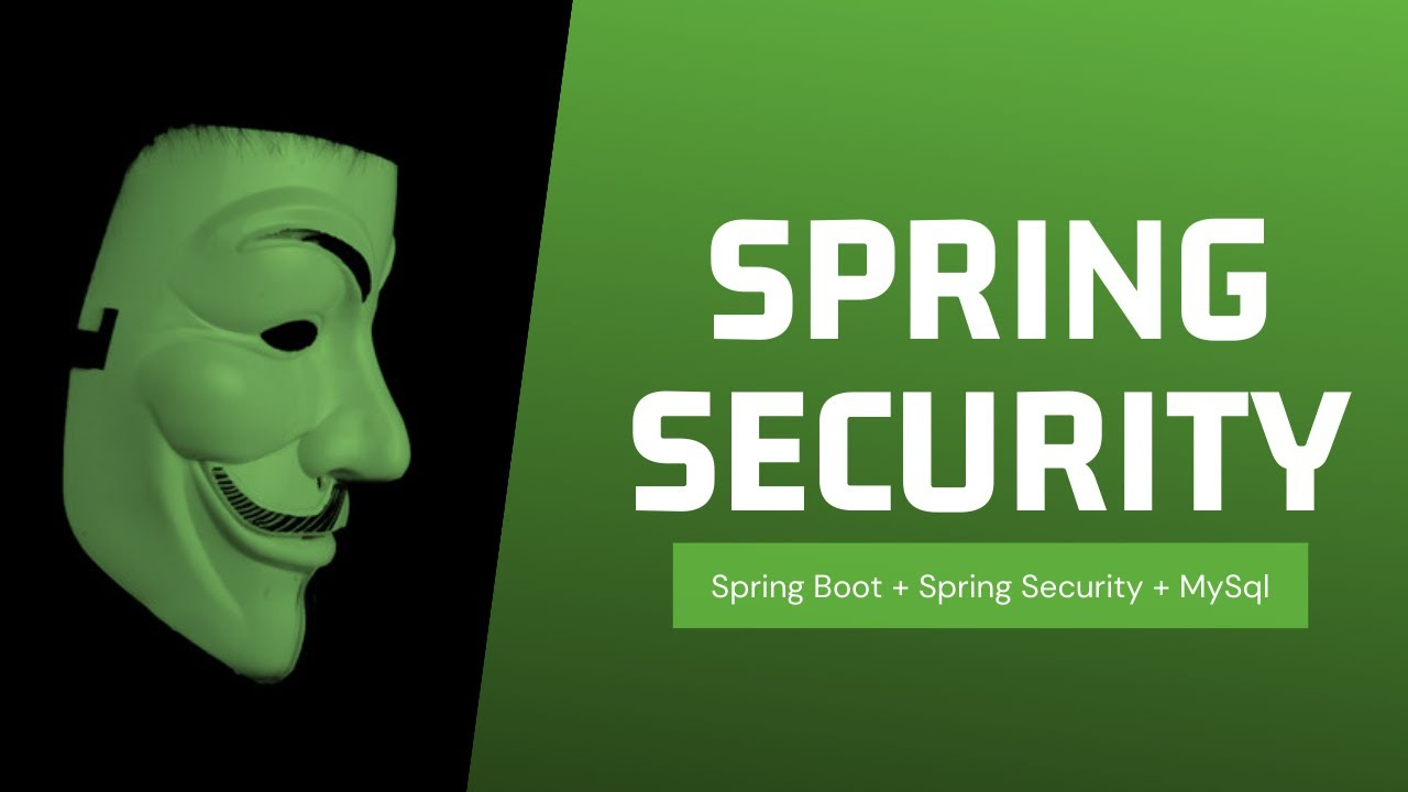 Spring Security Tutorial with Login Example (Spring Boot + Spring Security + MySQL)