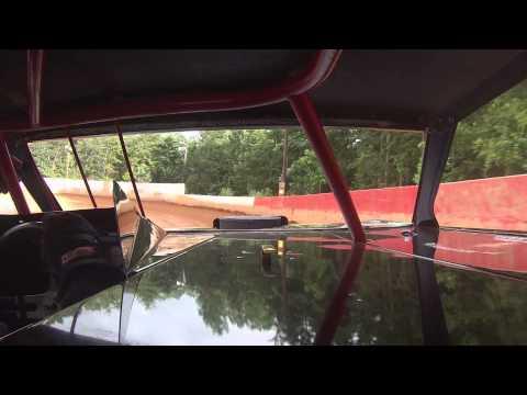 Brandon White GoPro East Lincoln Speedway
