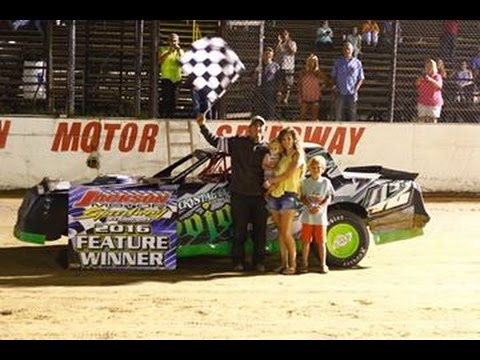 #42 Michael Sojourner Nesmith Street Stock Win at Jackson Motor Speedway