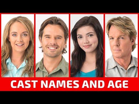 Heartland Cast And Real Age (Season 14)