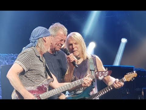 Deep Purple - Smoke on the water live at 2018 Montreux Jazz Festival