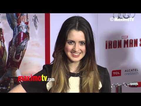 "Laura Marano ""Iron Man 3"" World Premiere Red Carpet ARRIVALS April 24, 2013 @yaylauramarano"