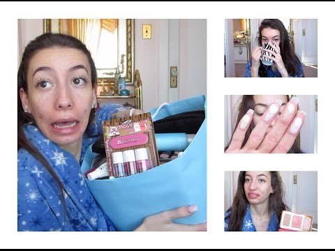 HAUL | Bare Minerals, Hourglass, Too Faced, Clarins, Joe Fresh, L'Oreal & MORE | Athina Politis