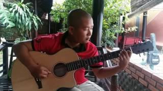 Ướt mi - Trịnh Công Sơn - guitar solo