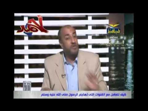 عادل إمام ودرس بسيط من الدكتور عبدالله بدر