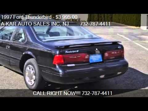 1997 Ford Thunderbird LX - for sale in MIDDLETOWN, NJ 07748