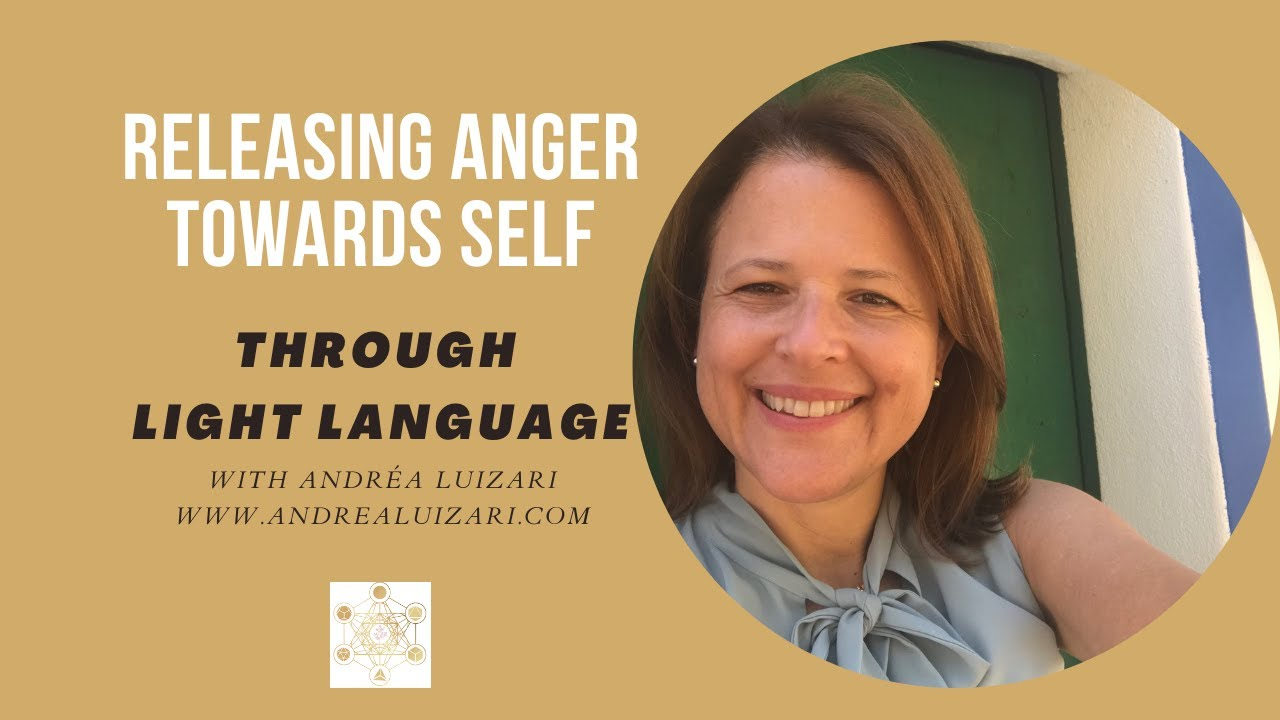 RELEASING ANGER AT SELF