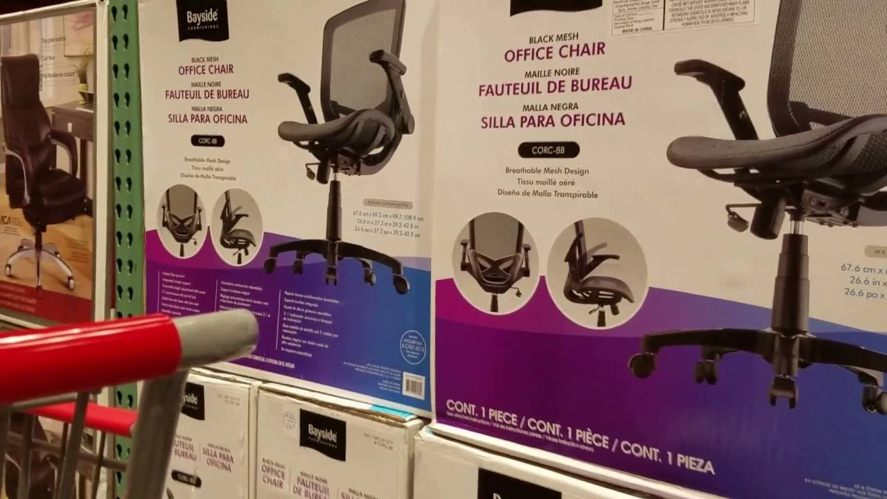 costco bayside mesh chair! will this keep my butt and back cool