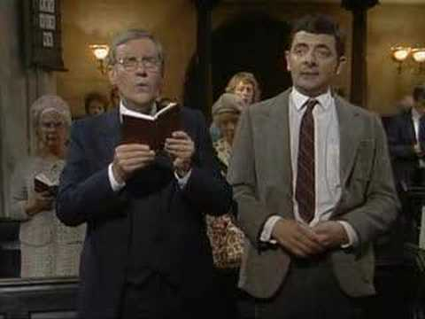mr.Bean-halelujah