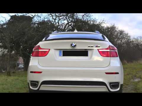 bmw x6 40d sport m performance pack full youtube. Black Bedroom Furniture Sets. Home Design Ideas