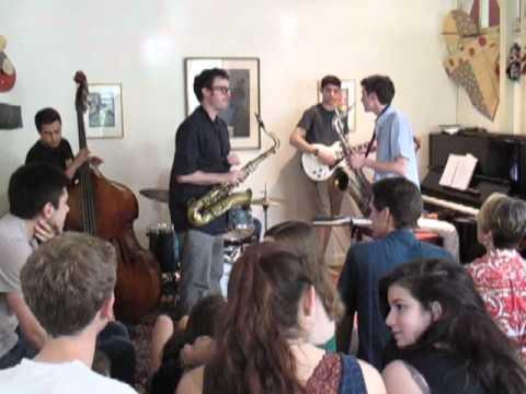 Nathan Reider's Senior Recital. May 17, 2015