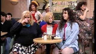 "Chris Farley - Adam Sandler - David Spade - Gap Girls ""French Fries"""