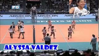 ウィングスパイカー Alyssa Valdez vs 2219 CM Recto Avenue, Sampaloc, Manila, 1008 Metro Manila 😆