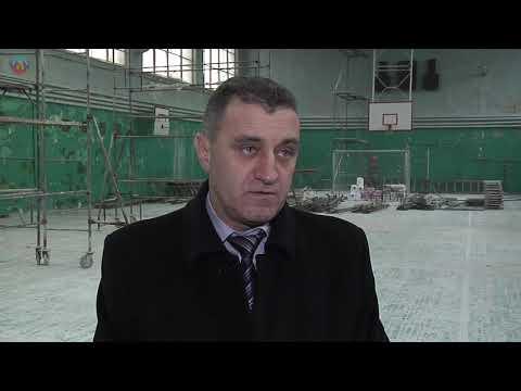 lgikvideo: Ремонт спортпомещения