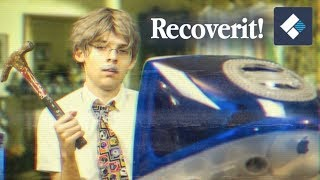 90's-style Promo | Photo Recovery Made Easy! | Recoverit!