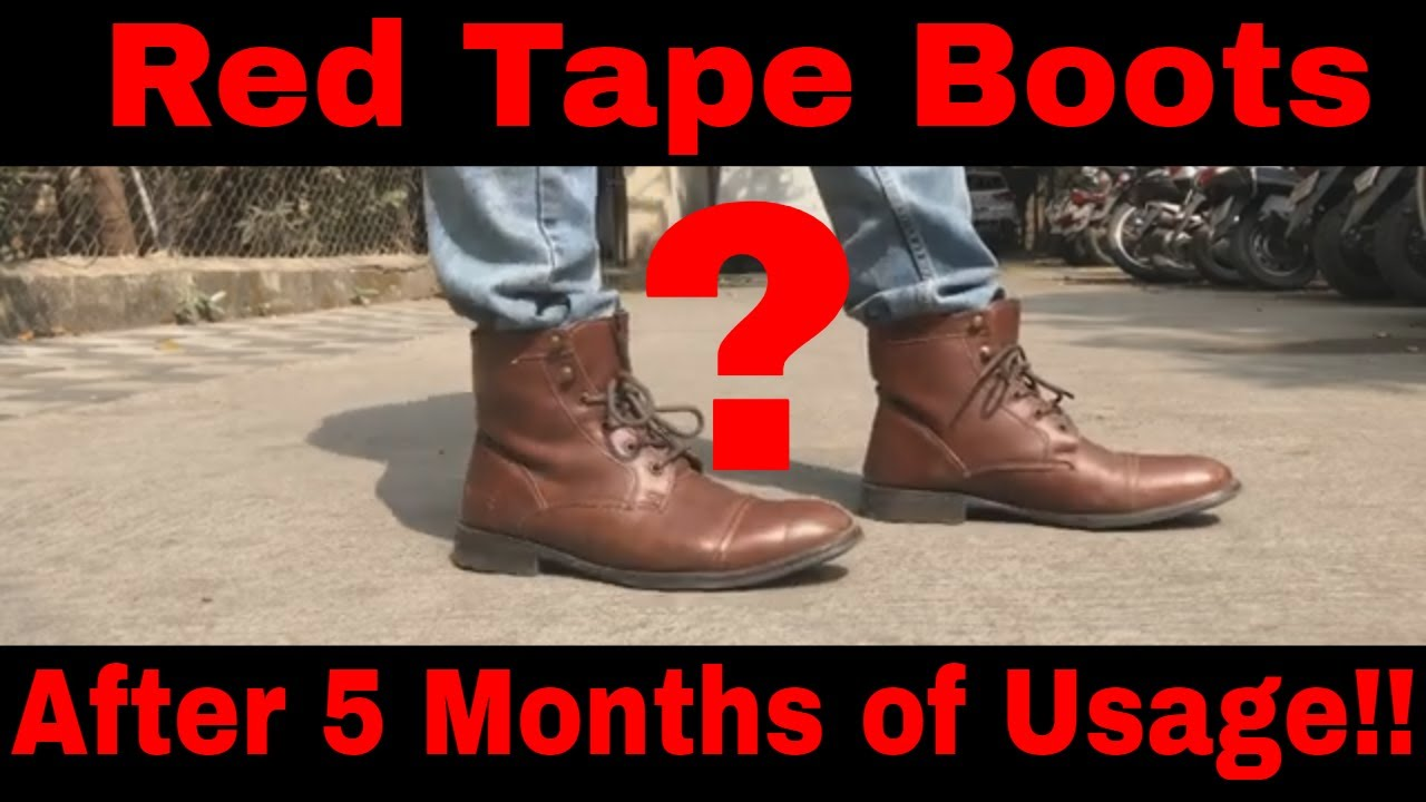 Bond Street by Red Tape Boots (Brown